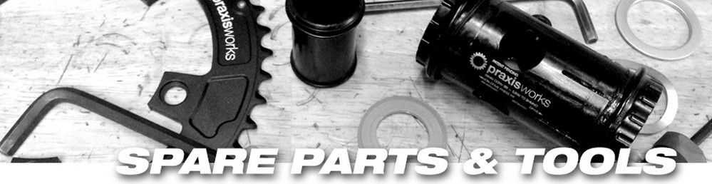 Spare Parts & Tools