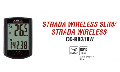 STRADA WIRELESS SLIM/ STRADA WIRELESS CC-RD310W